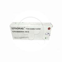 Epsonal Tablet 50 mg (1 Strip @ 10 Tablet)
