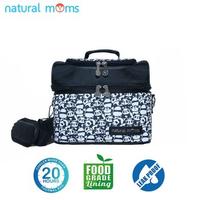 Natural Moms Thermal Bag/Cooler Bag - Sling Classic Panda