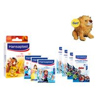 Hansaplast Disney Special Package Edition