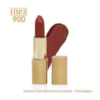 Inez 900 Intense Color Moisturizing Lipstick - Sparkling Champagne