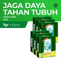 Adem Sari Dus 5's @ 7 g Value Pack (6 pcs)