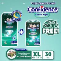 Confidence Popok Dewasa Classic Night XL 30 FREE Classic Night XL 6
