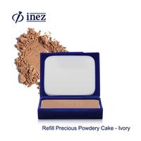 Inez Refill Precious Powdery Cake/PPC Ivory
