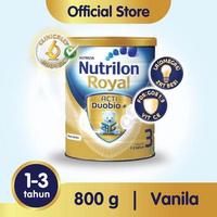 Nutrilon Royal 3 Susu Pertumbuhan 1-3 Tahun Vanila 800 g