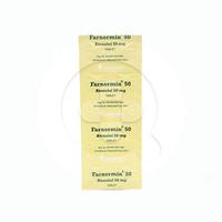 Farnormin Tablet 50 mg (1 Strip @ 10 Tablet)