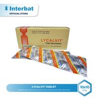 Lycalvit Tablet (10 Strip @ 10 Tablet)