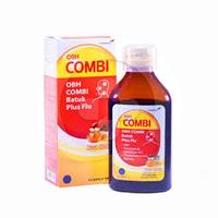 OBH Combi Batuk Plus Flu Rasa Jahe Sirup 100 mL