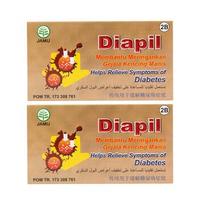 Dami Sariwana Diapil Kapsul (1 Strip @ 12 Kapsul) - Twinpack