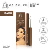 Madame Gie Beauty Shape Browcara - MakeUp Mascara Alis Browcara 02