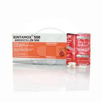 Bintamox Kaplet 500 mg (1 Strip @ 10 Kaplet)