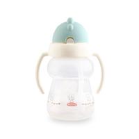 Lusty Bunny Training Cup With Straw 180 ml - Hijau