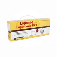 Lopamid Tablet 2 mg (1 Strip @ 10 Tablet)