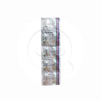 Piracetam Kaplet 1200 mg (1 Strip @ 10 Kaplet)