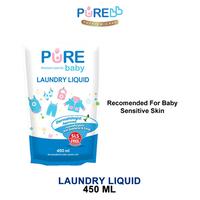 Pure Baby Laundry Liquid 450 ml