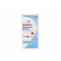 Avamys Nasal Spray (120 Spray)