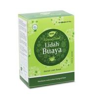 Jamu IBOE - 1 Box IBOE Natural Drink Lidah Buaya 5 Sachet