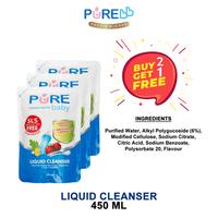 Pure Baby Liquid Cleanser 450 ml - Refill (Beli 2 Gratis 1)