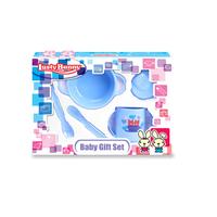 Lusty Bunny Feeding Set Dooz S (5 Pcs) - Biru