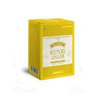 Alamix Kunir Asam Sachet (1 Box @ 4 Sachet)