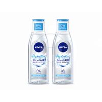 NIVEA MicellAir Hydration 200 ml - Twin Pack