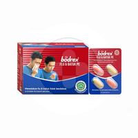 Bodrex Flu Dan Batuk Tidak Berdahak PE Tablet (25 Strip @ 4 Tablet)