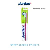 Jordan Toothbrush Entry Classic T14 Soft (1 Pack @ 1 Pcs)