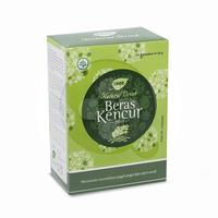 Jamu IBOE - 1 Box IBOE Natural Drink Beras Kencur 5 Sachet
