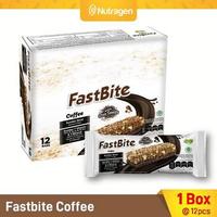 Prosana Fastbite Sereal Bar Rasa Kopi (Box @ 12 Pcs)