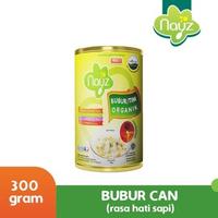Nayz Bubur Tim Organik Rasa Sapi 300 g