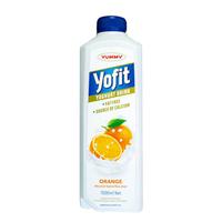Yummy Yofit Yoghurt Drink Orange 2 x 1 Liter