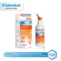 Respimer Hypertonic Decongestant Nasal Spray