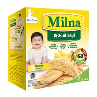 Milna Biskuit Bayi Pisang 130 g