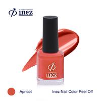 Inez Nail Color Peel Off  - Apricot