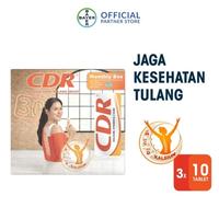 CDR Raisa Hamish Monthly Box (3 Tube @ 10 Tablet - Rasa Jeruk)