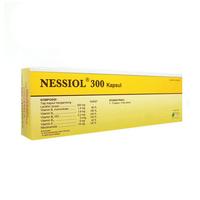 Nessiol-300 Kaplet (5 Strip @ 10 Kaplet)