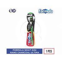 Formula Sikat Gigi Nano Charcoal Ultima