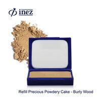 Inez Refill Precious Powdery Cake/PPC Burly Wood