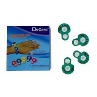 DoCare Alert Snaps Green NL150