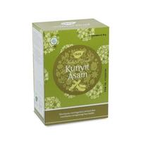 Jamu IBOE - 1 Box IBOE Natural Drink Kunyit Asam 5 Sachet