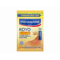 Hansaplast Koyo Hangat Resealable 10's