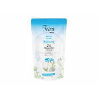 FEIRA White Goat's Milk Shower Cream Refill 450 mL