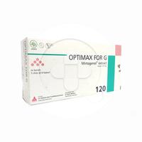Optimax For G Kapsul (5 Strip @ 6 Kapsul)