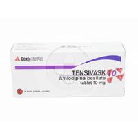 Tensivask Tablet 10 mg (5 Strip @ 10 Tablet)