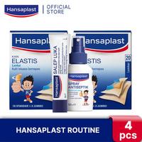 Hansaplast Routine
