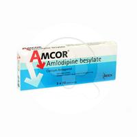 Amcor Tablet 5 mg (3 Strip @ 10 Tablet)
