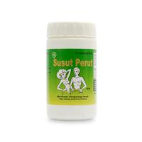 Borobudur Herbal BRD Susut Perut Kapsul (60 Kapsul)