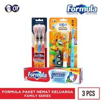 Paket Formula Keluarga