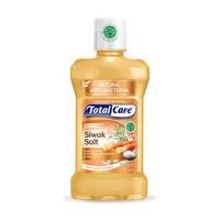 Total Care Anti Bacterial Mouthwash Siwak Salt 250 ml