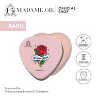 Madame Gie Precious Heart Bronzer 01 - Sandstone