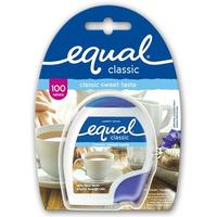 Equal Classic Sweetener - Pemanis Buatan 100 Tablets
